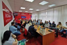 Stanić novi predsjednik, a Vukčević sekretar Gradskog odbora Socijalističke partije Banjaluka
