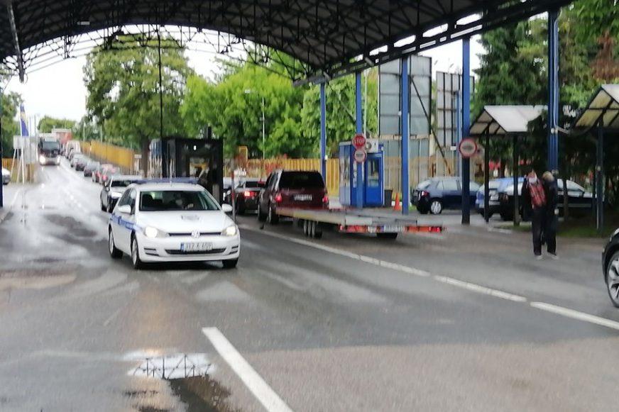 POSLJEDICE KORONE U BiH 76,8 odsto manje ulazaka putnika