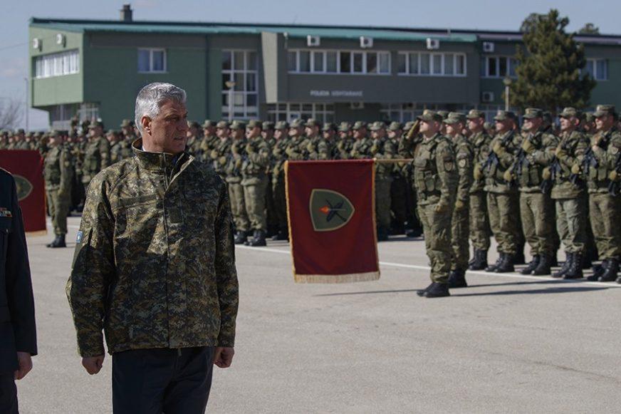 """OČIGLEDNA NELEGITIMNOST KOSOVA """"Optužnica protiv Tačija dokazuje neosnovanost države"""""""