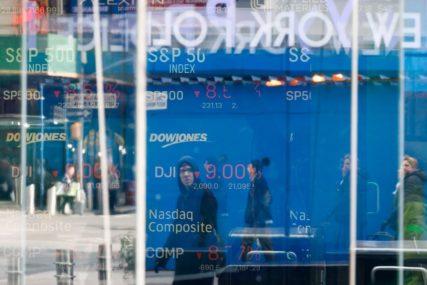SVJETSKA EKONOMIJA U RASULU Rekordan pad u EU i Sjedinjenim Američkim Državama