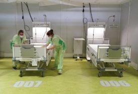 PREMINULE DVIJE OSOBE IZ CAZINA Dio testova će se od sada obrađivati i u bolnici u Bihaću