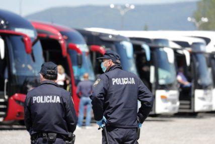 SPRIJEČIO KATASTROFU, PA ZAVRŠIO U POLICIJI Uhapšen jer je napravio branu zbog poplave u Zagrebu