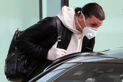 """ZAVRŠAVA DRUGI BORAVAK U MILANU Ibrahimović neće nastaviti saradnju sa """"rosonerima"""""""