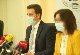 NOVOZARAŽENI MAHOM MLAĐI 90 odsto pozitivnih na koronu u Srpskoj ima blažu kliničku sliku