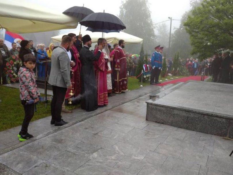SJEĆANJE NA PROBOJ KORIDORA Služen parastos i položeni vijenci na spomen-obilježju