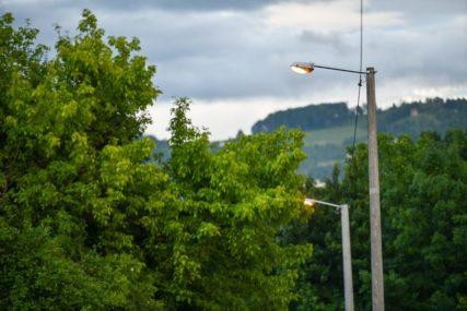 MODERNIZACIJA JAVNE RASVJETE Staro osvjetljenje mijenjaju sa LED tehnologijom u 80 ulica