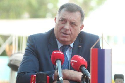 """""""U TO NEMAM SUMNJE"""" Dodik ubijeđen da će Vučić na najbolji način štititi interese Srbije"""