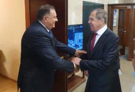 """DODIK ZADOVOLJAN """"Uspješan razgovor sa Lavrovom, iduće sedmice sastanak sa Putinom"""""""