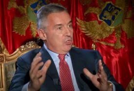 Đukanović: Moskva i RPC, preko Beograda i SPC, destabilizuju Crnu Goru