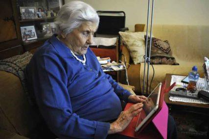 PROSLAVILA 109 ROĐENDANA Preminula najstarija žena u Srbiji, baka Nadežda Pavlović