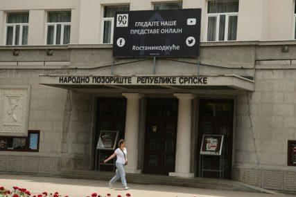 UZ POŠTOVANJE MJERA PROTIV ZARAZE Gledaoci se vraćaju u Narodno pozorište RS
