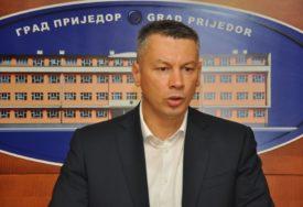 DNS I SDS POSTIGLI DOGOVOR Dvije stranke najavile formiranje skupštinske većine u Prijedoru