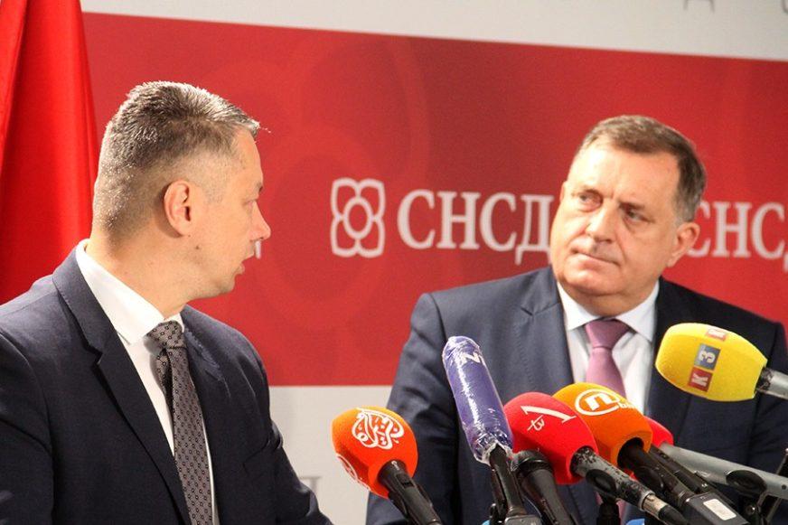 DNS IDE U OPOZICIJU Na pomolu RASKID najdugovječnije koalicije u Srpskoj