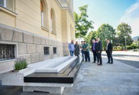 PROŠETAO REKONSTRUISANOM PJEŠAČKOM ZONOM Radojičić: Banjaluka dobija novi centar grada