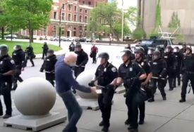 INCIDENT NA PROTESTU U PORTLANDU Američki policajci pretukli ruske novinare