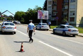 KONTROLA SAOBRAĆAJA U PRIJEDORU U republičkoj akciji kažnjen svaki drugi vozač