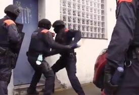 NARKO-BANDA PALA U ŠPANIJI Četvorica državljana Srbije uhapšena sa drogom vrijednom 600.000 evra
