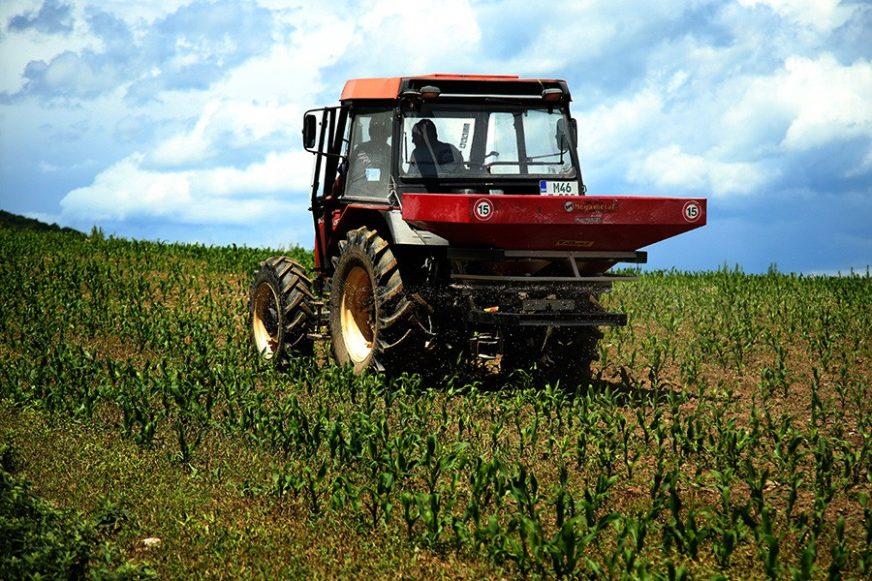 BEZBJEDNOST NA PUTEVIMA NA PRVOM MJESTU Pojačana kontrola vozača traktora