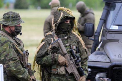 """NATO INVAZIJA U CENTRU EVROPE Poljska vojska """"greškom"""" okupirala češku teritoriju"""