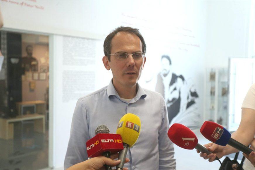 Predstavljena vremenska linija kulture Republike Srbije i Srba van matice u NUB RS