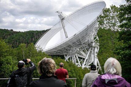 PORUKA IZ SVEMIRA Signal sa obrascem otkriven drugi put u istoriji
