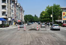 OBUSTAVA SAOBRAĆAJA Novi asfalt u Ulici Majke Jugovića