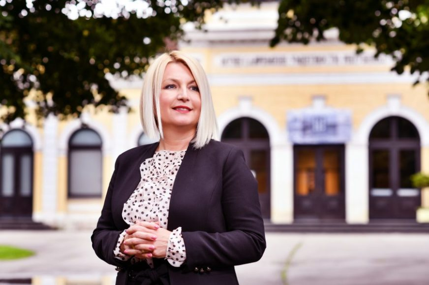 Sarita Vujković o rekonstrukciji zgrade Muzeja savremene umjetnosti RS: Pandemija NIJE UTICALA na tok radova