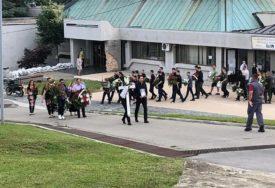 """""""DRAGA MOJA MACO"""" Potresan govor na sahrani doktorke, ispraćena uz TRUBAČE"""