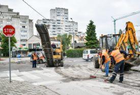 REKONSTRUKCIJA SAOBRAĆAJNICA Najavljena sanacija više ulica u naselju Borik