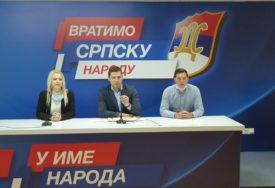 """MLADI SDS PORUČILI """"Ponavljači i partijaneri ne mogu predstavljati Srpsku"""""""