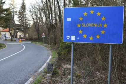 RAZMATRAJU SE NOVE MJERE Moguće zatvaranje hrvatske granice za turiste iz Slovenije