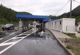 ZA REKONSTRUKCIJU IZDVOJENO 830.000 KM Pušten u rad granični prelaz Vardište između BiH i Srbije