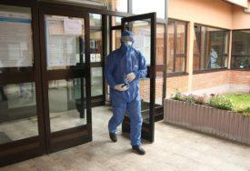 HOSPITALIZOVANE 22 OSOBE U Foči inspekcija pojačava kontrolu primjene mjera protiv korone