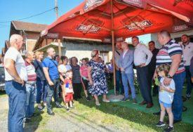 DUGOGODIŠNJI ZAHTJEV MJEŠTANA Počela izgradnja kanalizacije za nekoliko ulica u Vrbanji