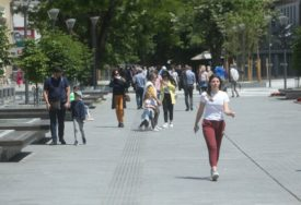 IPAK NE ZABORAVITE KIŠOBRAN Danas u BiH toplije, ali i dalje nestabilno sa kišom i pljuskovima