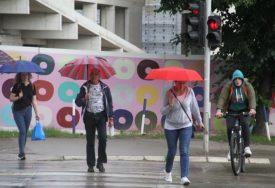 DOLAZI SVJEŽI TALAS U BiH danas nestabilno vrijeme uz kišu i pljuskove