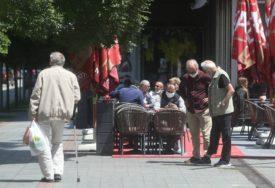 VIRUS NE POSUSTAJE U BiH korona potvrđena kod 2.832 osobe, oporavilo se preko dvije trećine ljudi