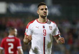 STIGLA GA KAZNA Mitrović suspendovan na tri utakmice