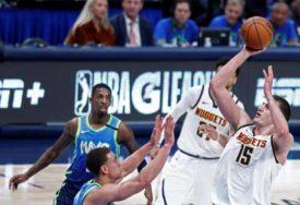 PROBLEMI ZA NBA Denver prekinuo treninge