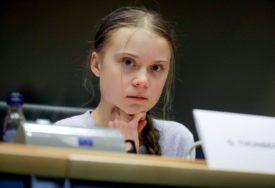 """""""DIO BORBE PROTIV KLIMATSKIH PROMJENA"""" Tunberg komentarisala proteste u SAD"""