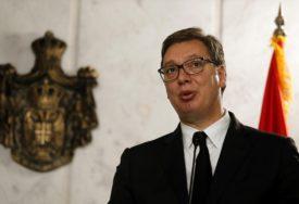 VUČIĆ U POSJETI BANJALUCI Predsjednik Srbije sutra sa zvaničnicima Srpske