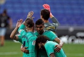 SPORTISTI BEZ KARANTINA Real može doći na revanš Lige šampiona