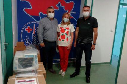 U ZVORNIK STIGLA DONACIJA Tri respiratora za bolnicu od privrednika i Gradske uprave