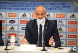 ČEKA SE STAV UEFA Pilav: Naredne sedmice očekujemo smjernice