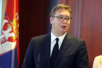 Vučić: Vidovdan dan kada se vidi ko je vjera, a ko nevjera