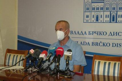 PREMINULA JOŠ JEDNA OSOBA Proglašena epidemija korona virus na području Brčko distrikta