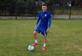 KRUPA KOMPLETIRA TIM Stigao Andrejić, potraga za desnim bekom i napadačem