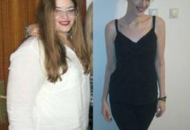 Aleksandra (27) je OVAKO smršala 50 kilograma, ali onda se desio PROBLEM