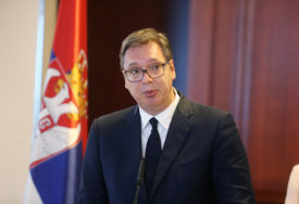 Vučić nakon sjednice Savjeta za nacionalnu bezbjednost: Prištinski specijalci da se povuku sa sjevera Kosmeta