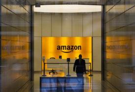 """VLASNIK AMAZONA SVE BOGATIJI Džef Bezos """"težak"""" 172 milijarde dolara"""